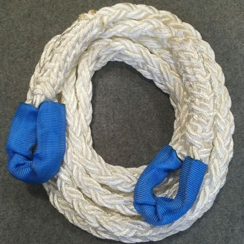 4mtr 8 Plait Kinetic Energy Recovery Rope K.E.R.R